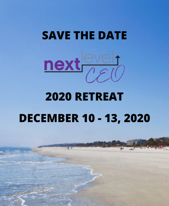 2020 CEO Next Level Retreat