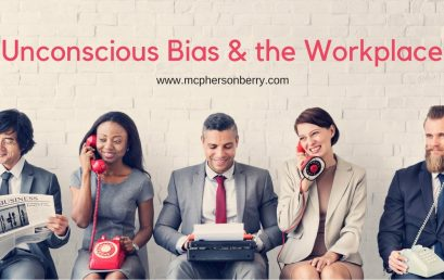 Unconscious Bias & the Workplace